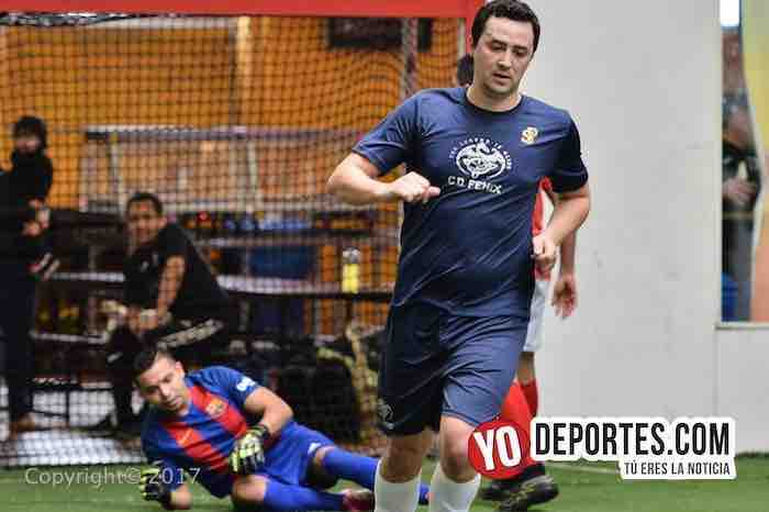 Tilza Morelos contra CD Fenix-Liga Interamericana