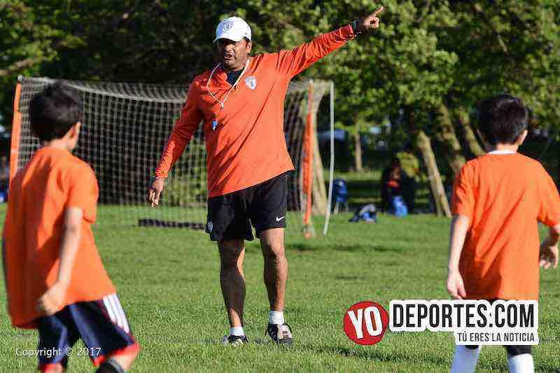 Jesus-Chucho-Estrada-Tuzos Chicago Soccer Academy