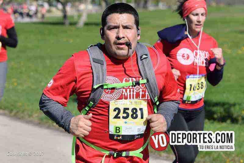 Juan Reyes-5 de Miler 2017