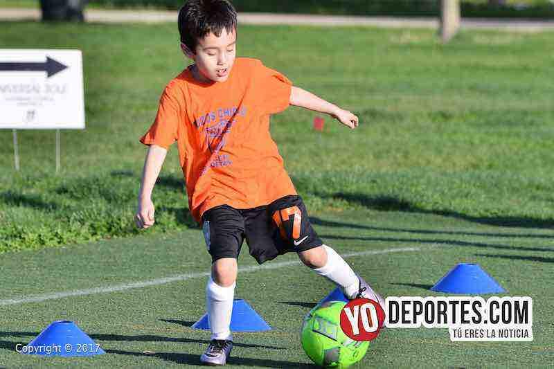Tuzos Chicago Soccer Academy-Jesus-Chucho-Estrada