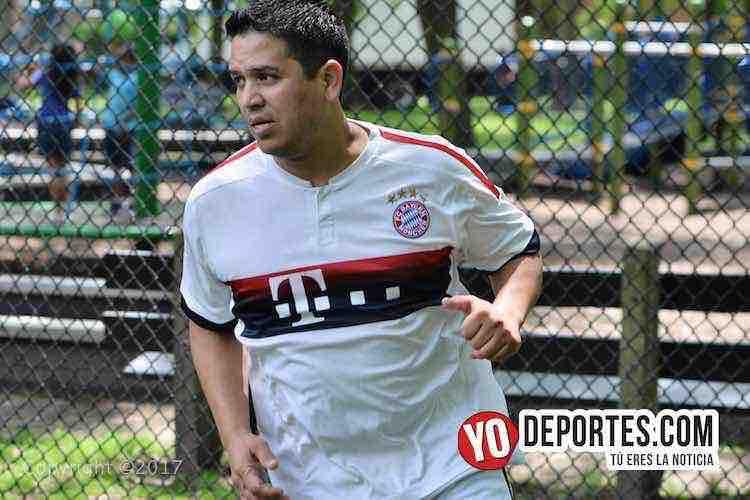 Alonso Huerta-Champions League -Illinois International Soccer