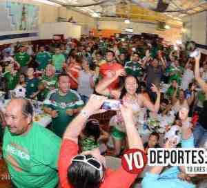 Barbacoa gratis en Chitown Futbol para el juego México vs Portugal
