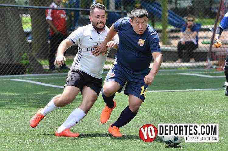 Champions League -Illinois International Soccer-Francer Aguilar
