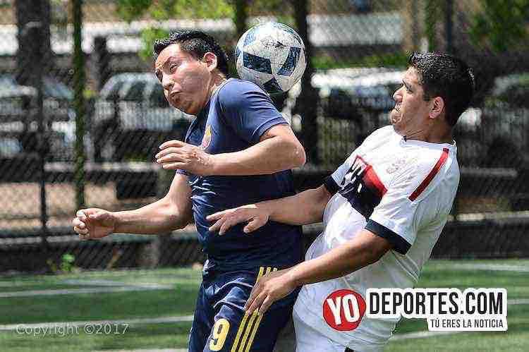 Champions League-Illinois International Soccer