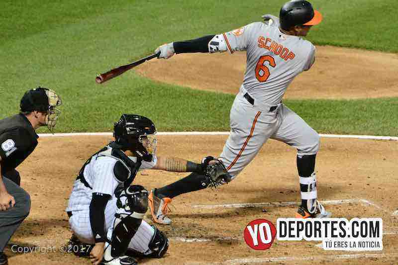 Jonathan Schoop-White Sox-Orioles