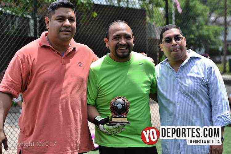 Mejor Portero Ivan Nora-Champions League-Illinois International Soccer