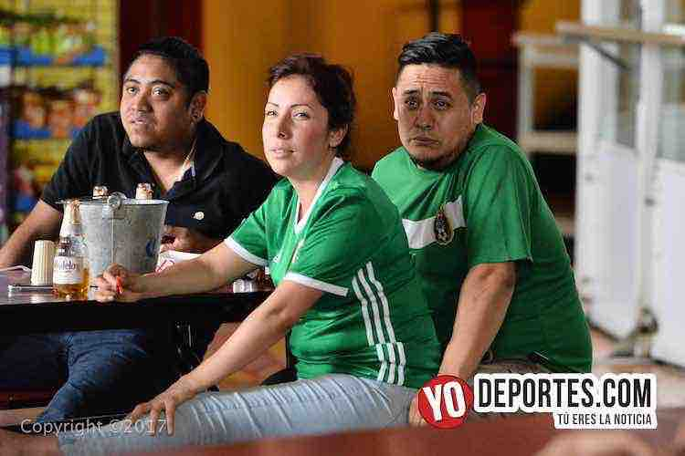 Mexico-Alemania-Chitown Futbol-Copa Confederaciones-Chicago