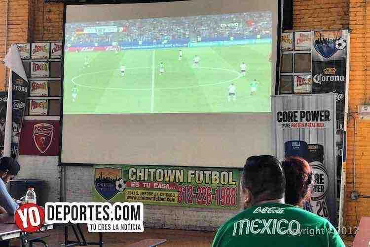Mexico-Alemania-Chitown Futbol-Copa Confederaciones-Rusia
