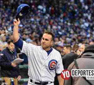 Miguel Montero fuera de los Cachorros de Chicago