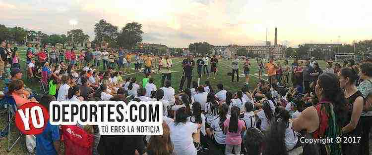 Club America-Visorias en Chicago-Kelly Park