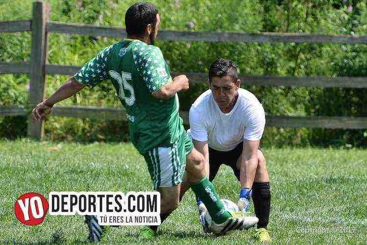 Deportivo Guanajuato-La Familia-5 de Mayo Soccer League