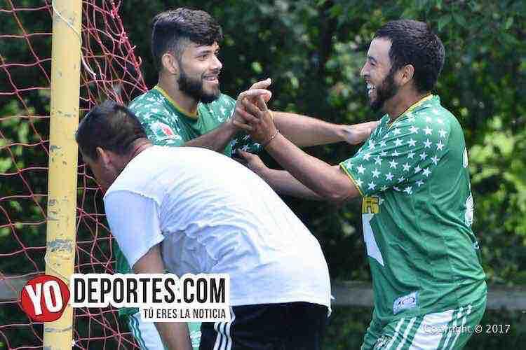 Deportivo Guanajuato-La Familia-Liga 5 de Mayo