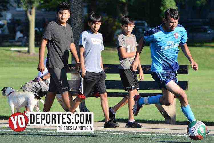 Fierro FC-Real Cuauhtemoc-Liga San Francisco-soccer-futbol