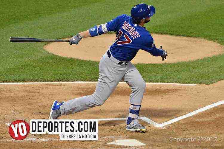 Kris Bryant-White Sox-Cubs-Crosstown Cup