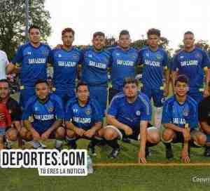 San Lázaro golea al New Revolution en la Liga Latinoamericana