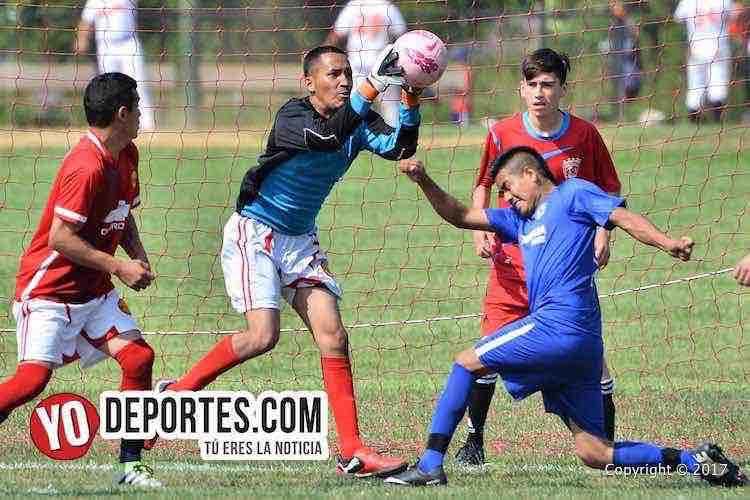 Adjuntas-Devils 5 de Mayo Soccer League-portero