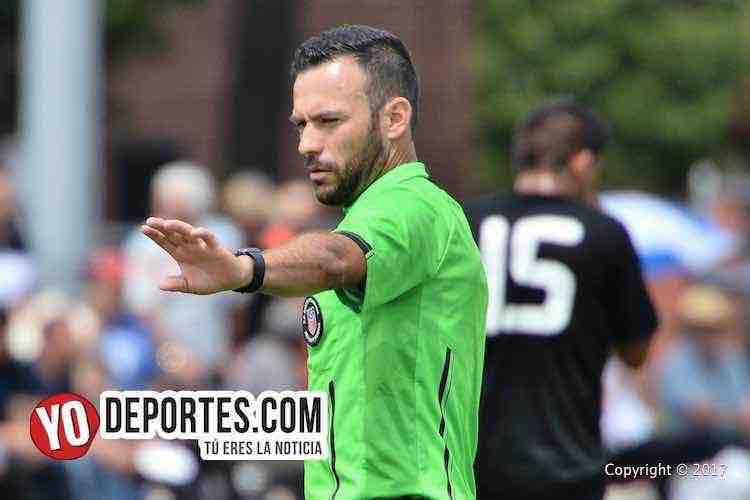 Arbitro-Eulogio Villalpando-Nacional-San San