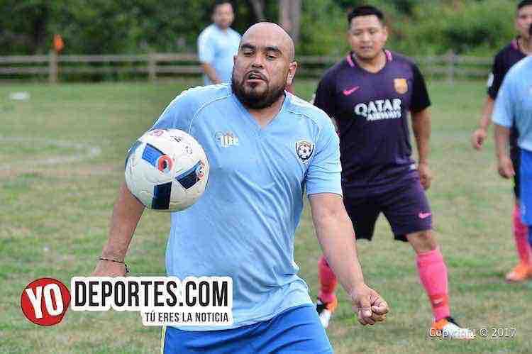 Artilleros-Toros Neza-Liga 5 de Mayo soccer league