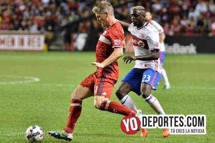 Bastian Schweinsteiger-Chicago Fire-Toronto FC
