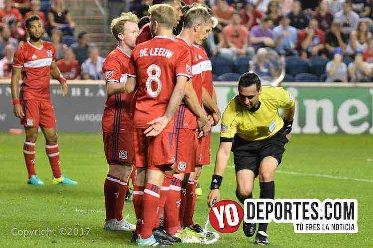 Chicago Fire Toronto FC