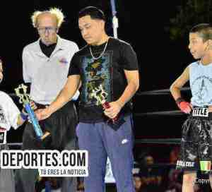 Chris Figuera vs. Romeo Andrade Harrison Park Boxing Show