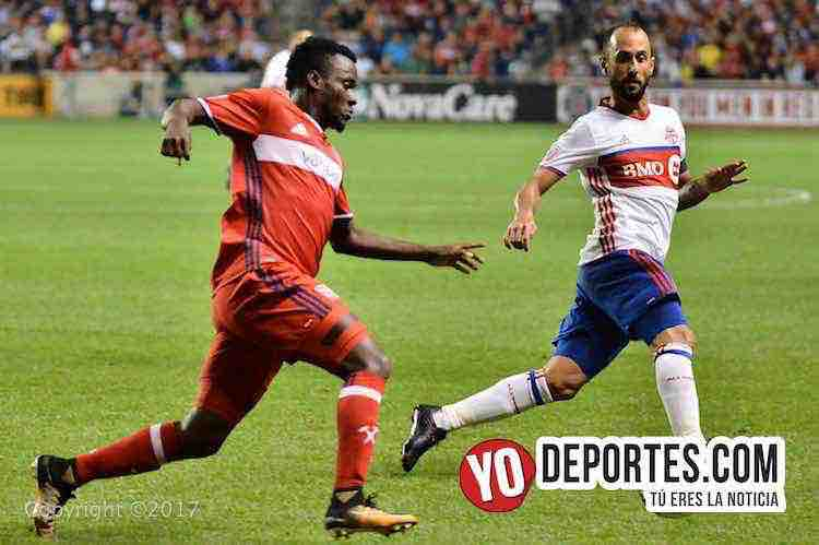 David Accam-Giovinco-Chicago Fire-Toronto FC