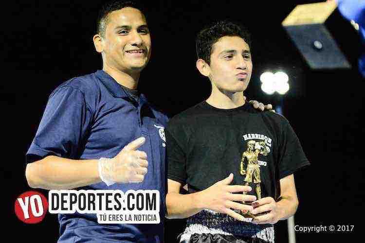 Fermin Ayala-Seth Solis-Harrison Park Boxing Show