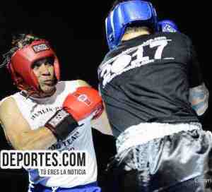 Javier Rodriguez vs. Arthur Pike Harrison Park Boxing Show