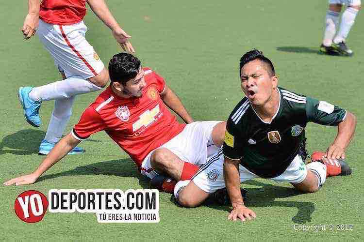 Jose Cali-Douglas Boys-Estrella Blanca-Liga Douglas