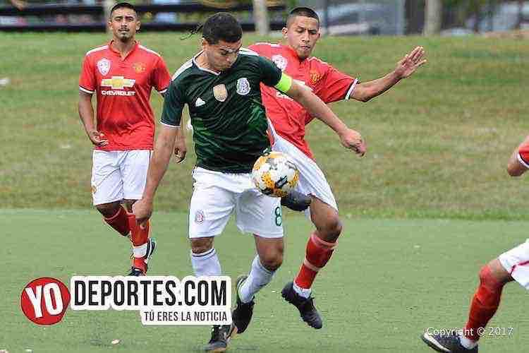 Rudy Ramos-Douglas Boys-Estrella Blanca-Liga Douglas