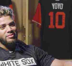 """Yoan Moncada es """"Yoyo"""" en los Medias Blancas de Chicago"""