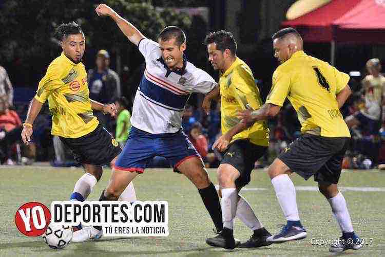 Atlas-La Revolucion-Midway-Soccer-League