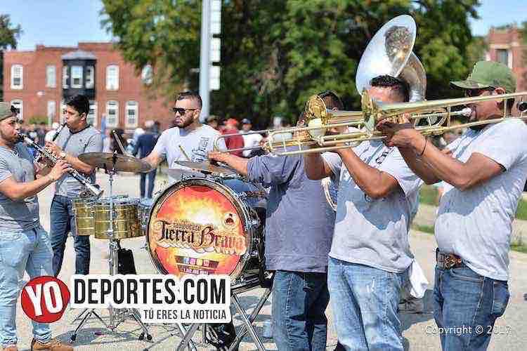 Banda Tamborazo Tierra Brava-Morelia-Nacional-CLASA-Chicago