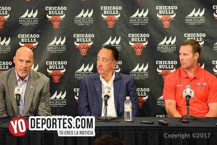 Bulls Media Day