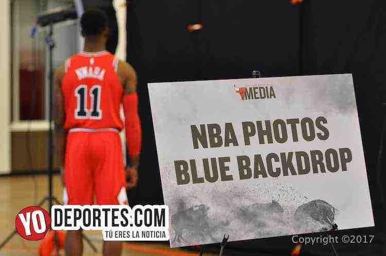 Chicago Bulls Media Day-David Nwaba-