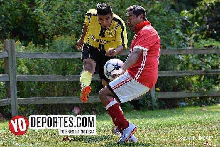 Deportivo Morelos-Deportivo Maya-Liga 5 de Mayo Soccer League