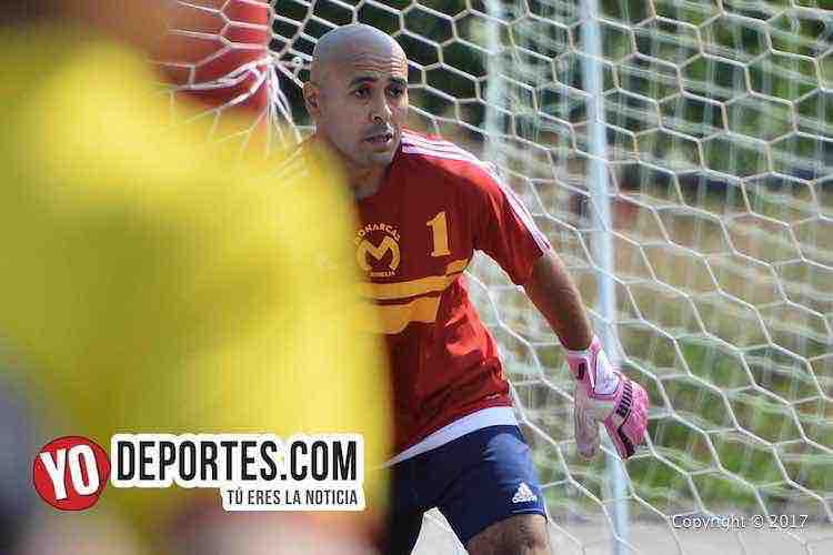 Enrique Orejel portero-Morelia-Nacional-semifinal CLASA