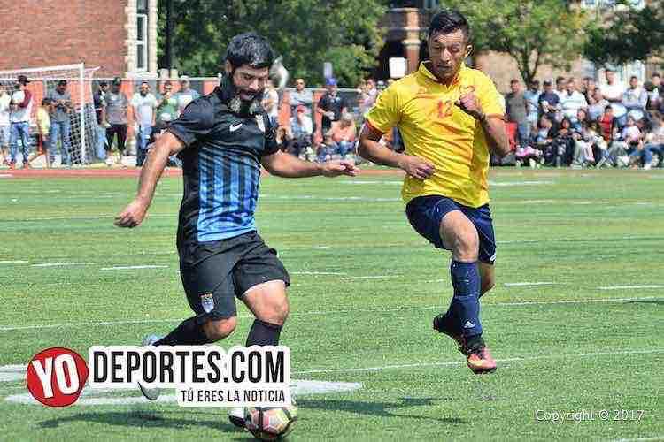 Juan Charal-Morelia-Nacional-semifinal CLASA-Chicago
