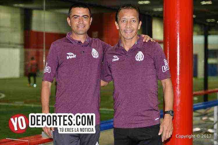 Miguel Angel Ayala-Hugo Leon Guajuardo-arbitros Liga RESA
