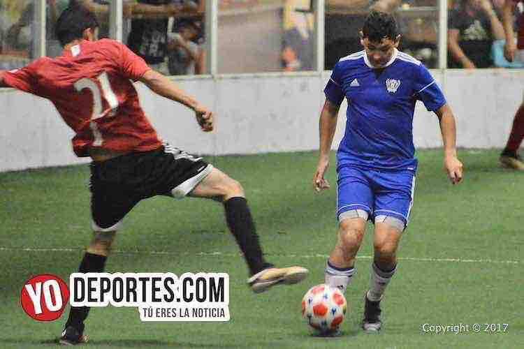 Niupi FC-Gladiadores-Chitown Futbol-chicago
