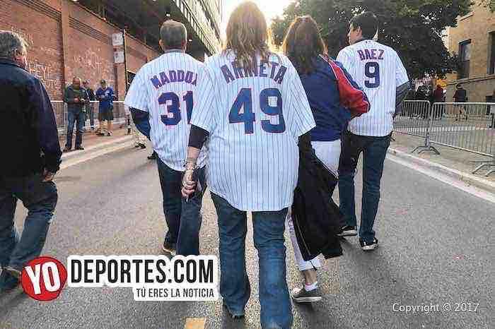 Chicago Cubs-LA Dodgers-NLCS-champions