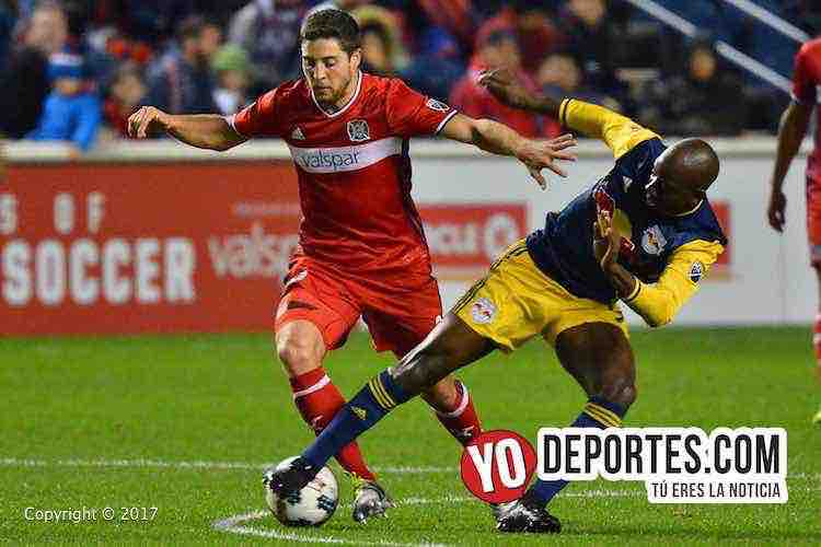 Chicago Fire-New York Red Bulls-MLS Cup