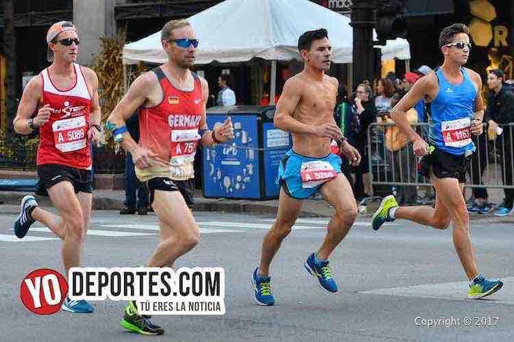 Dan Regalado-Chicago Maraton