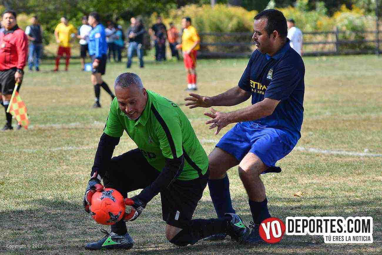 Deportivo Latino-Artilleros Brasil-Liga 5 de Mayo-portero
