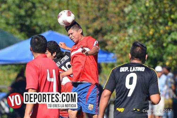 Deportivo Latino-Deportivo Hidalgo-Liga 5 de Mayo-futbol