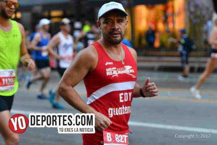 Edy Orozco 3-38-38-Chicago Maraton 2017