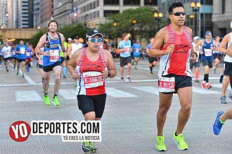 Gricelda Flores-3-56-51-Fernando Mejia-Chicago Maraton