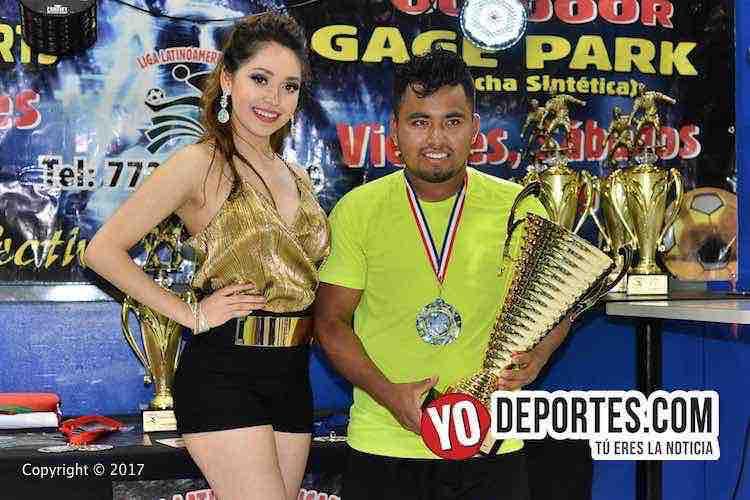 Leslie Cruz-Los Verdes-Galacticos-Liga Latinoamericana