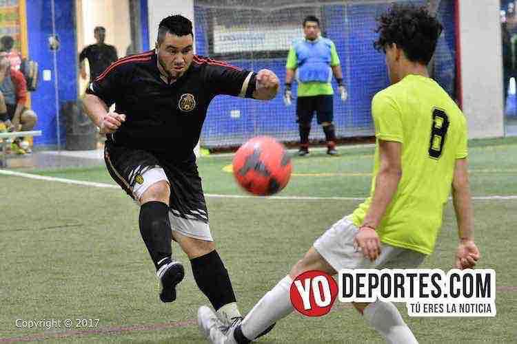 Los Verdes-Galacticos-Liga Latinoamericana-final jueves