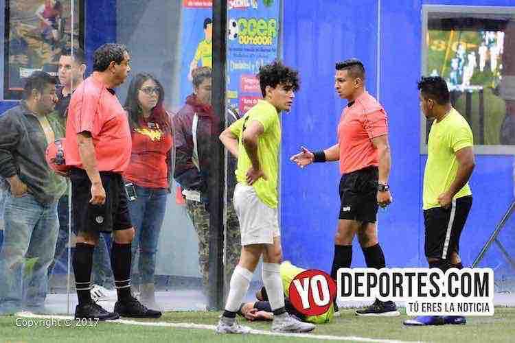 Los Verdes-Galacticos-Liga Latinoamericana-futbol